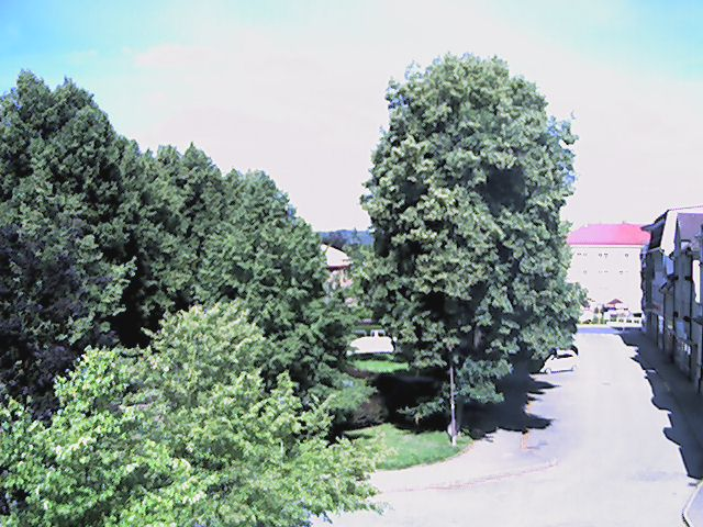 WEBCAM //Pohled na Riegrovo náměstí